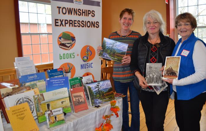 QAHN's 2nd Annual Eastern Townships Heritage Fair (Melbourne, October 20, 2018)