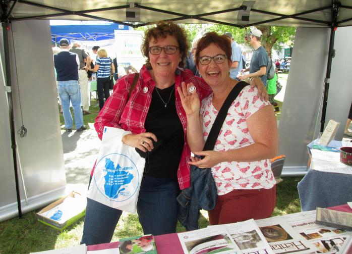 Townshippers' Day, Brome, Quebec (September 17, 2016)