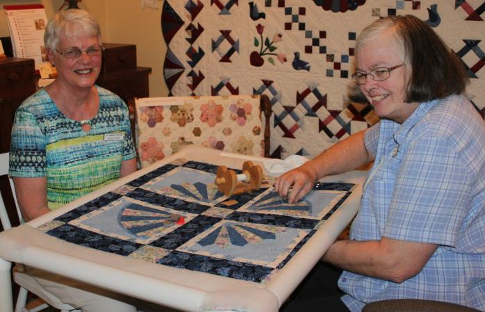 Open House, Uplands Cultural and Heritage Centre: Lennoxville Quilters