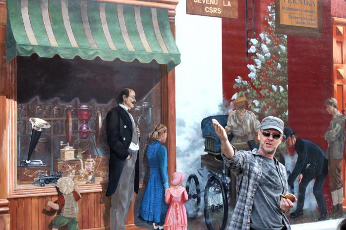 Sherbrooke Mural Tour