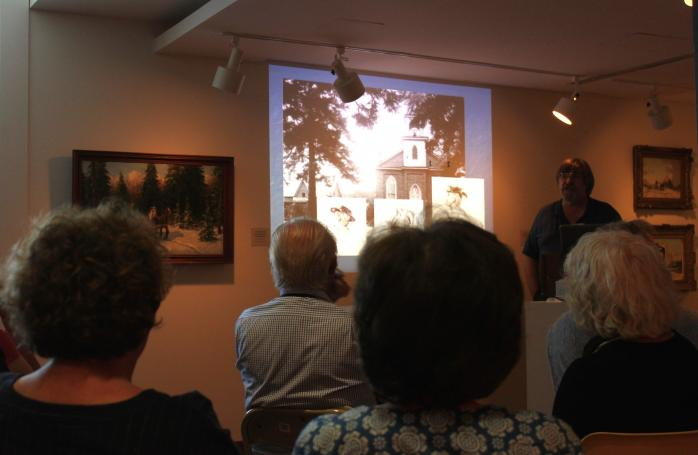 Frederick Simpson Coburn Talk, with Michel Forest