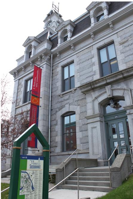 Société d'histoire de Sherbrooke