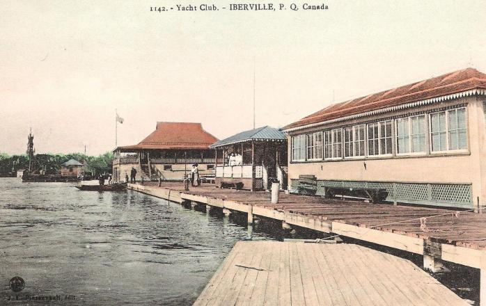 """Yacht Club,"" Saint-Jean"