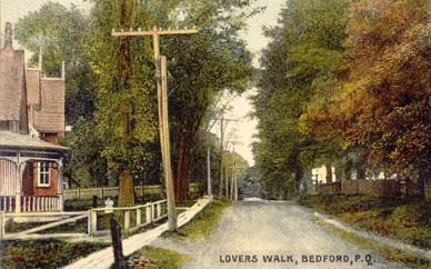 Lover's Walk