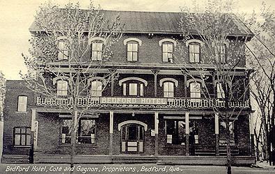 L'Hôtel Bedford / Hotel Bedford