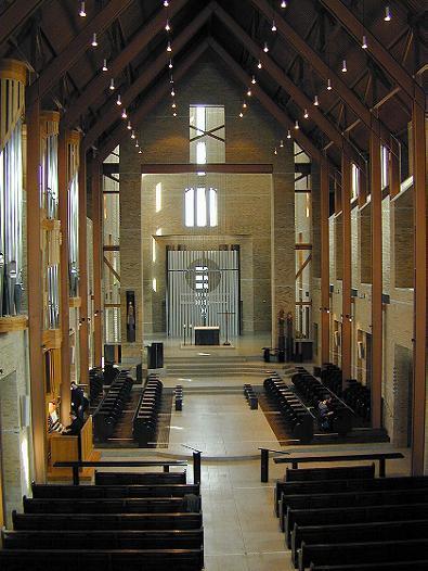 Church, interior
