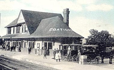 Gare du Grand-Tronc / Grand Truck Railway station