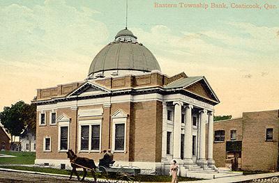 La Eastern Townships Bank / The Eastern Townships Bank