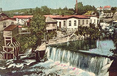 Barrage / Dam