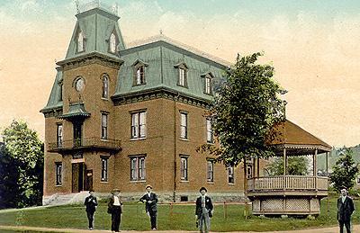 Hôtel de ville / Town hall