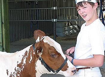 Jeune éleveur / Young breeder