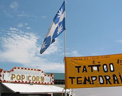 """""""Tattoo temporaire"""""""