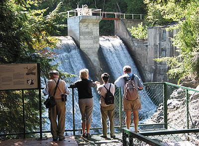 Barrage hydroélectrique / Hydro dam
