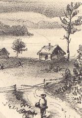 """Vue près du lac Baldwin / """"View near Baldwin's Lake"""""""