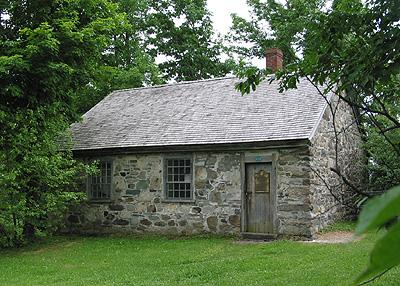 École de rang Tibbits Hill / Tibbits Hill School (1844)