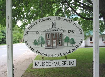 Musée du comté de Brome / Brome County Museum