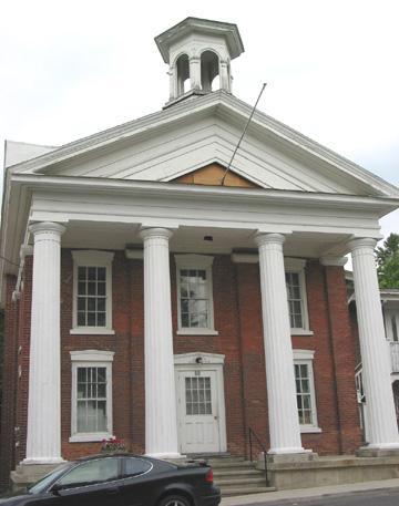 Ancien palais de justice / Old courthouse (1859)