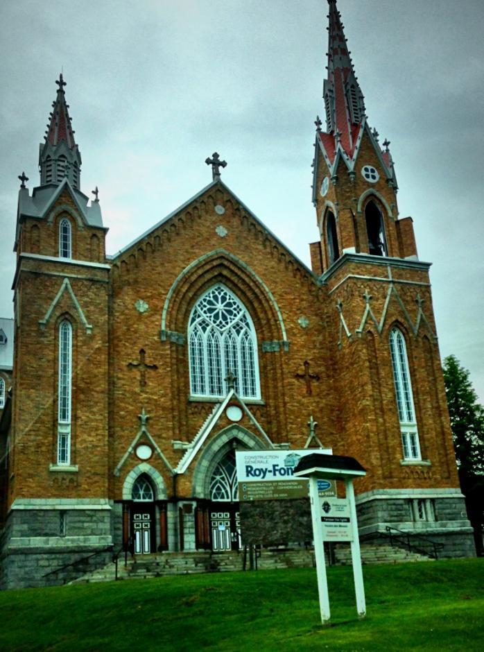 Église catholique / Catholic Church, Lac-Mégantic