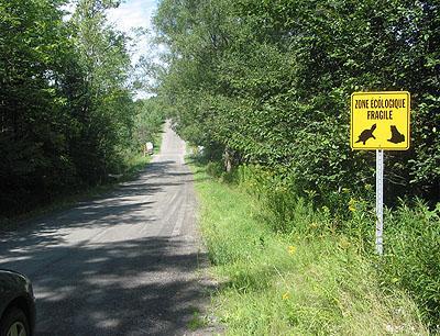 Chemin Davis / Davis Road