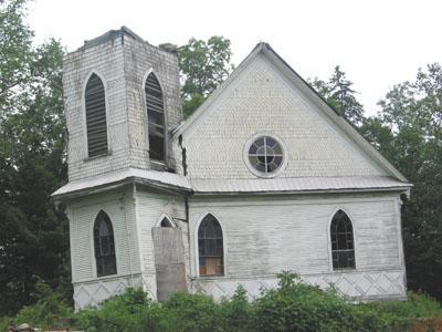 Ancienne église unie / Former United Church, Tomifobia