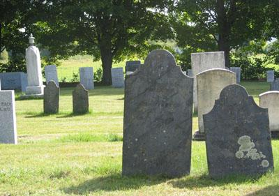 Cimetière Marlington / Marlington Cemetery
