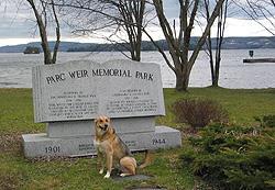 Parc Weir Memorial / Weir Memorial Park, Ogden