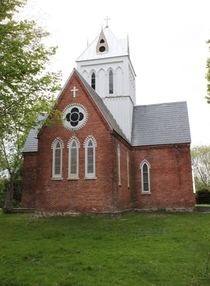 Église anglicane St. James the Apostle / St. James the Apostle Anglican Church (1860)