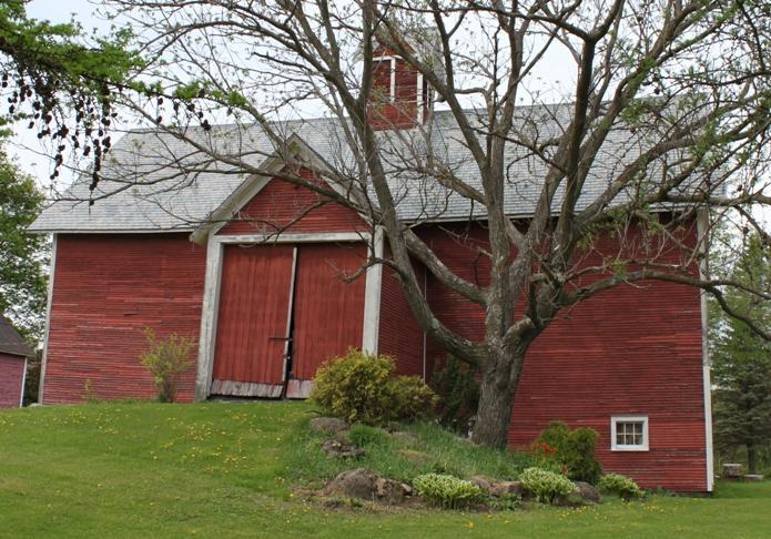 La grange Baker / Baker Barn