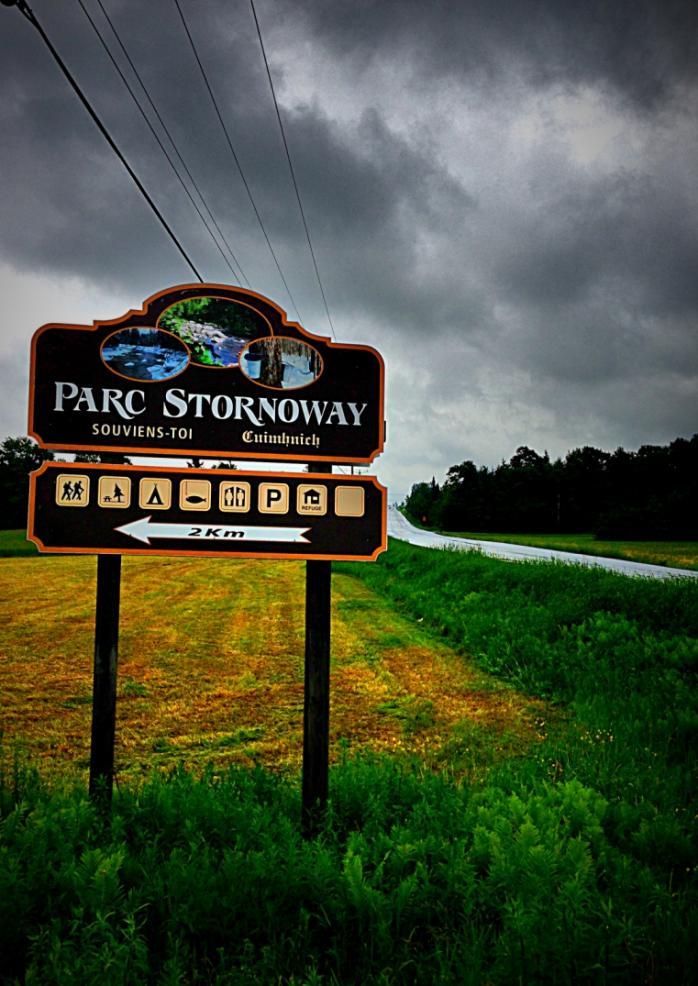 Parc Stornoway / Stornoway Park