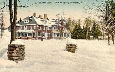 Maison Norton / Norton House, Coaticook, 1915