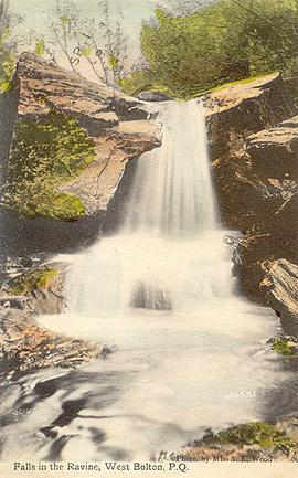 Chutes / Falls, West Bolton